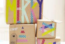 cajas cajitas regalos / by im so