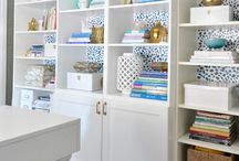 Bookcases / Styling a bookcase!!