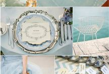 Placid Blue Wedding Inspiration