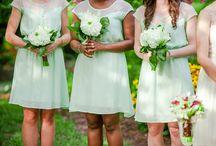 WP Weddings | Mint, Teal, Turquoise Tones / Wedding color inspiration: mint, teal, turquoise tones | Wolfcrest Photography