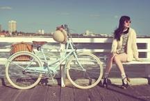 two wheelin / by Ellen Sinkey