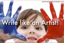 SLO for Art Education / by Susan Rusen