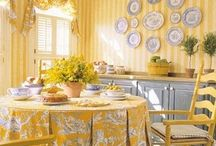 Dining room makeover / by Barbara Ball