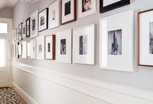 WALL DESIGN IDEAS / Hallway Designs and Creative Inspirations