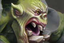 bloodbowl orcs