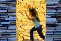 Public spaces, children's museums