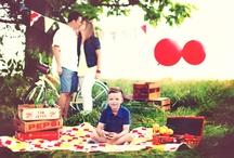 Styled family shoot