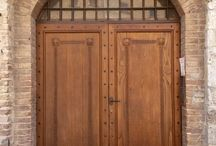 Italian Wooden Doors