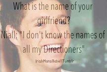 Niall Horan / My name is Salwa