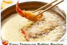 Batter recipes