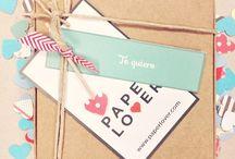 San Valentín con Paper Lover / Decora todos los rincones de tu casa para San Valentín… con Paper Lover