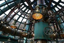 Industrial Steampunk