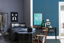 Our house: colour inspiration / by Lina Rudin