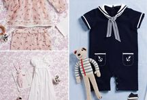 Clothing for kids and babies. / Ideas.