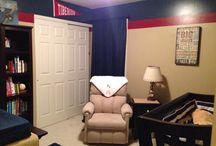 Ty's Baseball Room / Baseball Nursery / by Colleen Mattaline