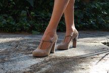 Walking on...