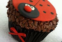 cakes/cupcakes/cheesecakes. / by Virginia C