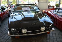 The Gallery - Brummen, The Netherlands / Old Cars / A collection of old sport & super cars in beautiful shapes. Cars from 1960 to 2000. Heaven for any lover of (classic) cars.