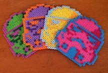 Perler & Cross Stitch