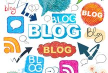 Bloggen / Bloggen is een vorm van marketing die goed bij trainers past. Op dit bord tips over bloggen.