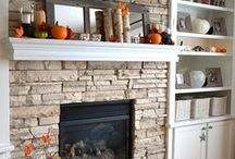Fireplaces / by Meaghan Callanan-Schuster