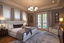 Master Bedroom / by Courtney Gozalka