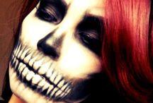 Halloween makeup / by Maggie Weber-Lavoie