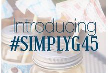 #simplyG45 Tutorials! / Try these great tutorials! Every month on the newsletter we will share 1-2 tutorials that you can complete with very few supplies and in less than an hour! Creativity doesn't have to be complex - it can be fun and quick too!  / by Graphic 45®