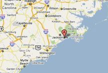 Camp Lejeune & MCAS New River, NC / Everything we love about Jacksonville, NC and the surrounding area.