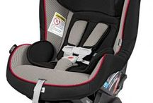 on the go // strollers & carseats