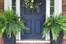 GRANAT /NAVY BLUE/ / Navy blue interiors