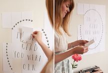 IDEAS / by Victoire Some