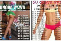 Cvičení, zdravá strava