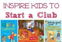Children's books to read.