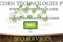 SMO SERVICES / SOFT CORN TECHNOLOGIES PVT. LTD.  Social media optimization is the process of making your website or webpage to rank high in search engines such as Yahoo, google msn, bing, etc. We providing great opportunity to increase your business through a combination of keywords, META tags, ALT statements, comment, and Splash pages and positioning to improve your search engine ranking. http://www.pinterest.com/