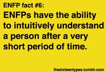ENFP traits