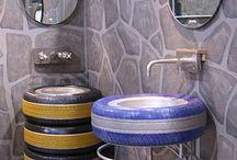 Ideias com pneus