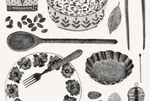 Ilustraciones y garabatos