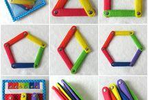 formas geométricas  multi
