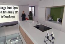 Small Spaces & Tiny Houses / by Hooked on Houses