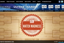 iW's Watch Madness / by iW Magazine