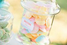 Hochzeit mint&apricot
