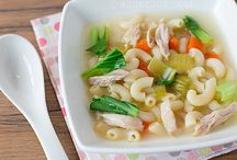 Macaroni soup / by Dinh Phuong