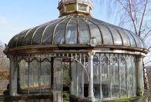 Üvegházak