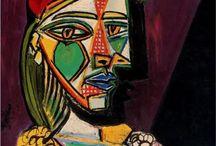 Art, Picasso, Pablo / by Brenda Davis