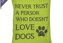 Dog stuff! / Dog lovers!