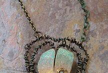 Jewellery / Copper wire work