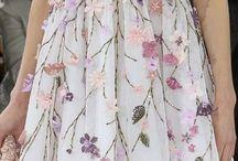 Designer dresses 7.