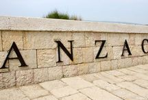 ANZAC .Lest We Forget / by Jan Nikolovska