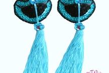 Nipple tassels and pasties